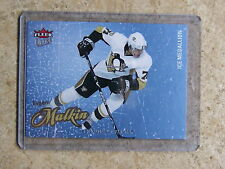 08-09 Fleer Ultra Ice Medallion #77 EVGENI MALKIN /100