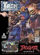 Iron Soldier (Atari Jaguar, 1994)