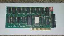 VINTAGE APPLE II GRAPHMAX MICROMAX SYSTEMS 1983 BOARD CARD GUARANTEED #111