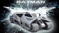 BATMAN Batmobile Tumbler Kids Boys Bed Plans Pattern CNC Laser ScrollSaw DIY