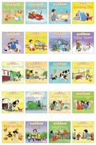 Usborne Farmyard Tales-  Poppy & Sam x 20 Book Set | Brand New