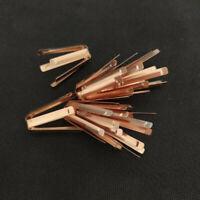 10pcs Universal Brass Golf Shaft Adapter Shims fit size .335 350 355 370 Shaft