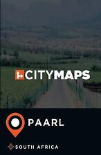 City Maps Paarl South Africa by James McFee (2017, Paperback)