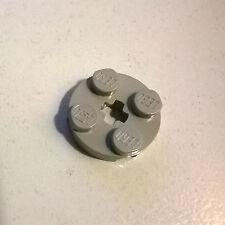 LEGO 4032 Plate 2 x 2 Round Gray 1352 10029 6074 5571 9754 10039 7725 6991