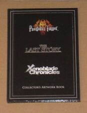 Pandora's Tower Xenoblade Chronicles The Last Story Collectors Art Book Artwork