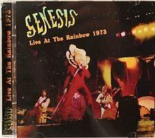 GENESIS Live At The Rainbow 1973 (Soundboard) RARE 2 CD Peter Gabriel