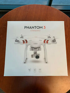 DJI Phantom 3 Standard Drone w/ Upgraded Controller
