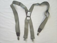New listing Goodfellow Mens Khaki Brown Suspenders One Size Fits Most Adjustable