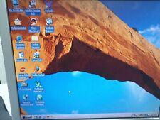 "Dell Inspiron 9300 Windows 98SE Retro Gaming Laptop Vintage 17"" Screen 1920x1200"
