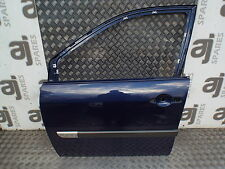 RENAULT MEGANE GRAND SCENIC 2005 PASSENGER SIDE FRONT DOOR (BARE)