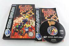 Sega Saturn Guardian Heroes Video Game Pal