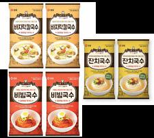 Sempio Instant Noodle Variety Pack (6 Pack) Korean Food