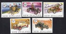 New Zealand 2003 sc#1885-1889 Antique Automobiles, MNH set of 5