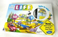 Hasbro The Game Of Life.  Ages 8+ for 2-4 Players