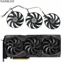 T129215SU GPU Cooler Fans For ASUS ROG STRIX GeForce SUPER Ti RTX2080 RTX2080Ti