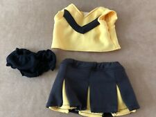 """Cheer leading outfit Tender Heart Treasures 18"""" Doll Ag compatible bear bunny"""