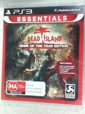 dead island GOTY Edition PS3