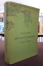 ENCYCLOPÉDIE DES OUVRAGES DE DAMES. PAR T. DE DILLMONT. ÉDITION GRAND FORMAT