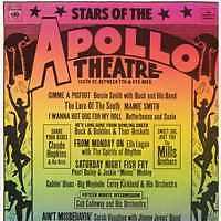 STARS OF THE APOLLO THEARTRE US Press 2 LP