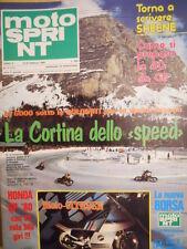 Motosprint 8 1980 Test per moto TRIAL SWM 320 - Listino borsa prezzi moto[SC.31]