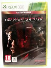 METAL GEAR SOLID V THE PHANTOM PAIN DAYONE ED. (ENG+ITA) [XBox 360 2015] Nuovo S