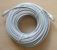 CAT5e UTP Ethernet Network 10 Metres Patch Lead Patch Cable RJ45 Cat 5e Grey