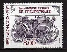 Monaco : 1995 ( 1r. Automobile equipee de Pneumatiques ) Neuf ( MNH )