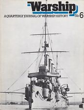 Warship Quarterly No 06 (Conway 1978 1st)