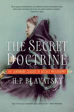 The Secret Doctrine: 1, H P Blavatsky, Good, Paperback