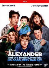 Alexander and the Terrible, No Good, Ver DVD