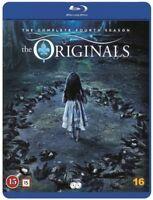 The Originals: The Complete Fourth Season Blu Ray