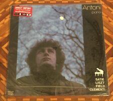 Antoni Piano - Satie, Liszt, Field, Clementi (Mastersound Direct Import LP) New