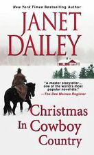 Christmas in Cowboy Country by Janet Dailey NEW, Paperback ROMANCE HOLIDAY