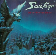 SAVATAGE : DEAD WINTER DEAD / CD - TOP-ZUSTAND