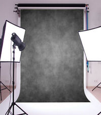 3x5Ft Gray Cement Wall Photography Backgrounds Seamless Photo Backdrops