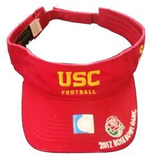 2017 Rose Bowl USC Trojan Visor