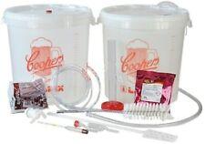 Kit di fermentazione Birra Artigianale Coopers Lux CN 2 contenitori 25 lt