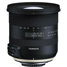 Tamron 10-24mm f/3.5-4.5 Di II VC HLD Zoom Lens for Nikon Digital SLR Cameras