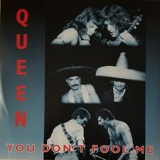 "QUEEN ""YOU DON'T FOOL ME"" (FREDDY'S CLUB MIX) plus 3 more mix 12"" IMPORT VINYL"