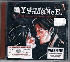 MY CHEMICAL ROMANCE - THREE CHEERS FOR SWEET REVENGE CD a