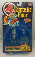 "Invisible Woman Marvel Fantastic Four New Sealed 6"" Figure 1995 ToyBiz"