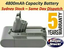 4800mAh Battery For Dyson V6 Vaccum Cleaner DC58 DC59 DC61 DC62 D72 DC74 BC683 .