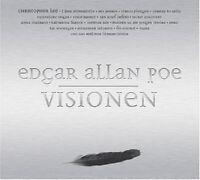 EDGAR ALLAN POE - VISIONEN 2 CD NEW