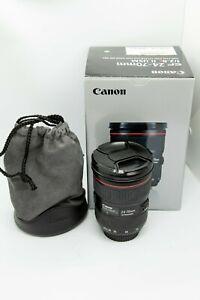 Canon EF 24-70 mm F/2.8L II USM Lens