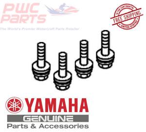 YAMAHA GP1800 Fx 2017 + Ride Plaque Montage Boulon Kit Avec / Rondelle