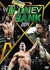 WWE: Money in the Bank 2014 (DVD, 2014)