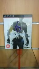 RESIDENT EVIL 6 STEEL CASE CAJA METALICA PAL PS3 PLAYSTATION 3