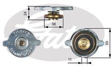 GATES Tapa, radiador SEAT 133 PEUGEOT 604 505 504 204 VOLVO P JAGUAR XJ RC106