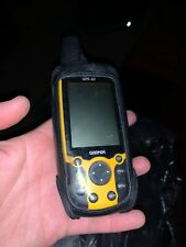GARMIN GPS 60 HANDHELD RECEIVER YELLOW