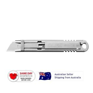 JAPAN OLFA 229B Washable All Metal Safety Cutter Utility Knife